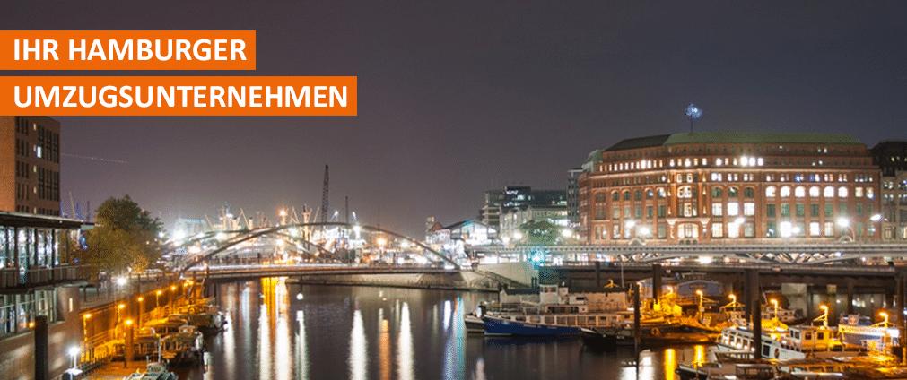 Umzugsunternehmen Hamburg Umzug