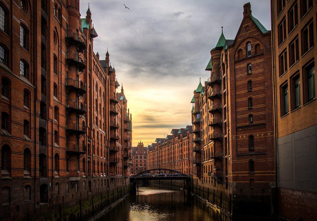 Umzug Hamburg Berlin